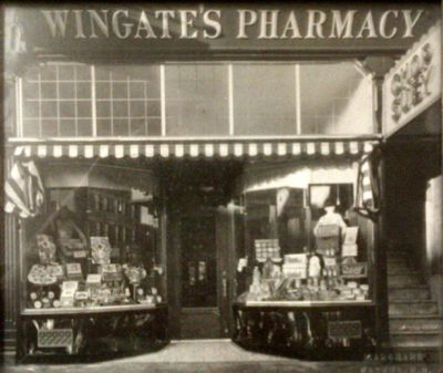 Wingate's Exterior History